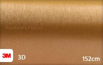 3M 1080 BR241 Brushed Gold keukenfolie
