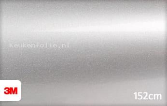 3M 1080 G120 Gloss White Aluminium keukenfolie