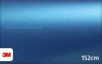 3M 1080 M227 Matte Blue Metallic keukenfolie
