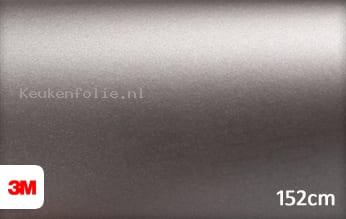 3M 1080 M230 Matte Grey Aluminium keukenfolie
