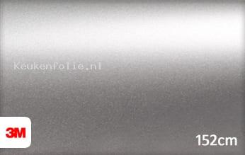 3M 1080 S120 Satin White Aluminium keukenfolie