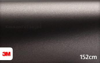 3M 1380 M221 Matte Charcoal Metallic keukenfolie