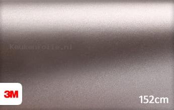 3M 1380 M230 Matte Grey Metallic keukenfolie