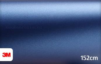 3M 1380 M287 Matte Slate Blue Metallic keukenfolie