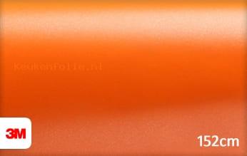 3M 1380 S284 Satin Autumn Orange keukenfolie
