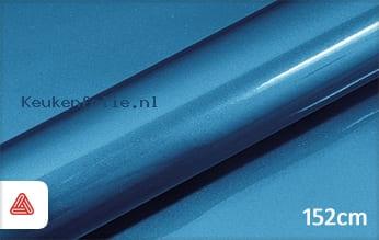 Avery SWF Bright Blue Gloss Metallic keukenfolie