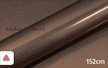 Avery SWF Brown Gloss Metallic keukenfolie