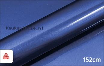 Avery SWF Dark Blue Gloss Metallic keukenfolie