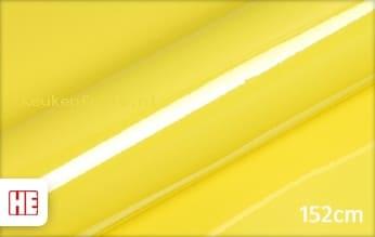 Hexis HX20108B Lemon Yellow Gloss keukenfolie