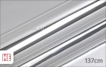 Hexis HX30SCH01B Super Chrome Silver Gloss keukenfolie