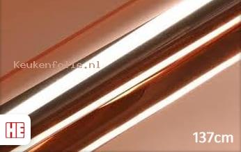 Hexis HX30SCH12B Super Chrome Rose Gold Gloss keukenfolie