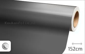 Glans betongrijs keukenfolie