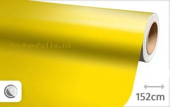 Glans geel keukenfolie