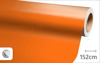 Glans oranje keukenfolie