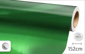 Groen chroom keukenfolie