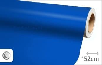 Mat blauw keukenfolie