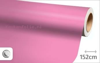 Mat roze keukenfolie