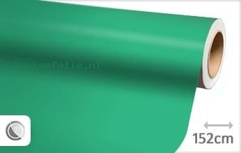 Mat turquoise keukenfolie